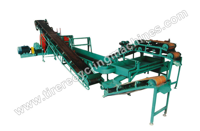 Waste_Tire_Rubber_Powder_Production_Line